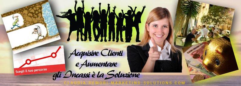 Acquisire Clienti e Aumentare gli incassi è la Soluzione